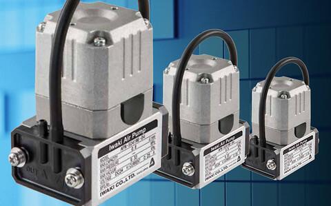 Støjsvage og kompakte vakuumpumper fra IWAKI - til indbygning
