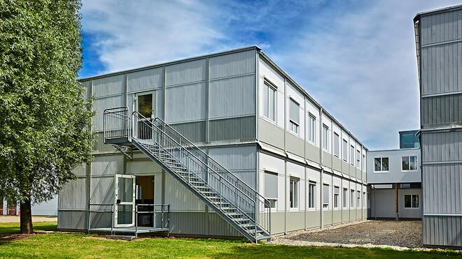 Expandia Expandiamoduler Danmark Corona  Moduler Pavilloner Skole Skoler Kontor Vuggestue Børnehave  2020 Kommune Kommune Nyhedsbrev