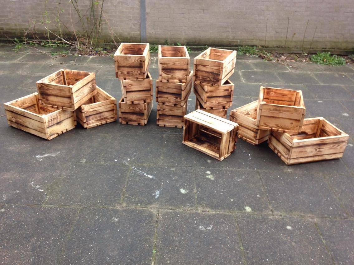 Vil tjene kassen på gamle trækasser - Wood Supply DK
