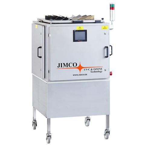 Overflade Desinfektion med miljøvenlig teknologi - kontakt JIMCO i dag! - Desinfektion med FLO-D teknologi