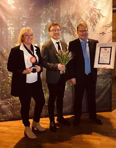 Elmia Sparke Award\nSchunk intec ab