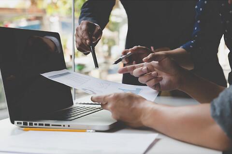 Pas på din forretning med en konkursanalyse