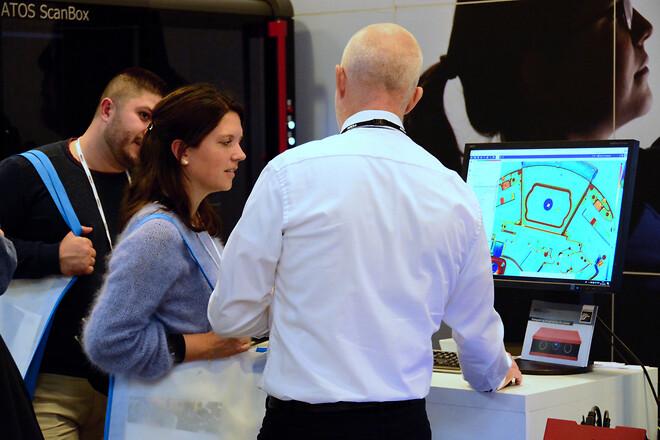 3D scanning til kvalitetskontrol