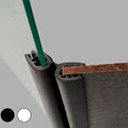 Vinkelprofil (bøjeligt hjørne) til smitteskærm / hygiejneskærm - Betech
