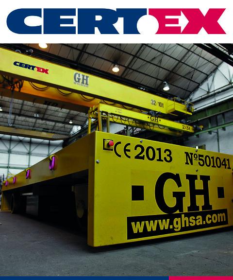 Transfer vogne - Transfer vogne CERTEX Danmark