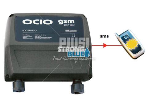 Ocio GSM - Elektronisk niveaumåler fra Strongblue A/S