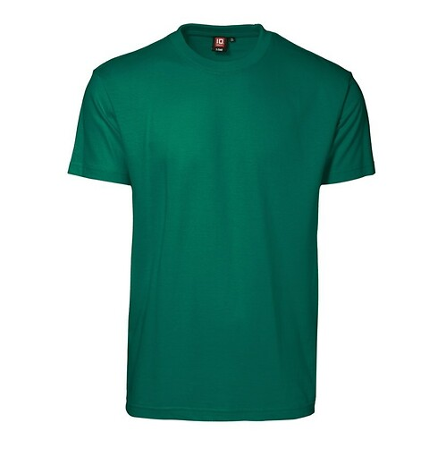 T-shirt, grøn - 0510
