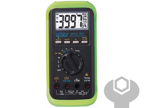 Digitalmutimeter 807 elma