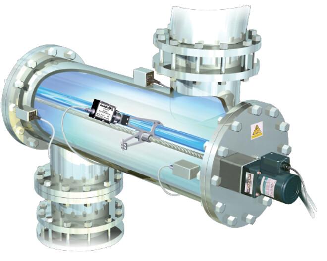 AxFlow fører UV-anlæg fra Hanovia/Berson