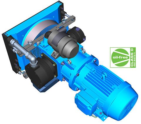 ALMiG Harmattan 11-37 kW fra Vestec