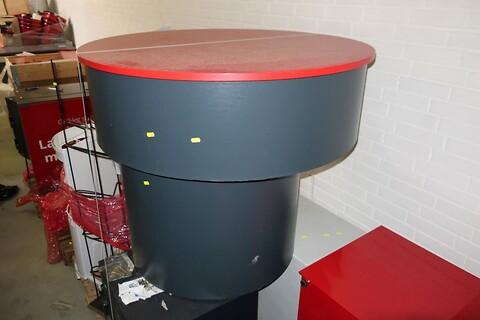 Rondel samt 2 stk. cylinder