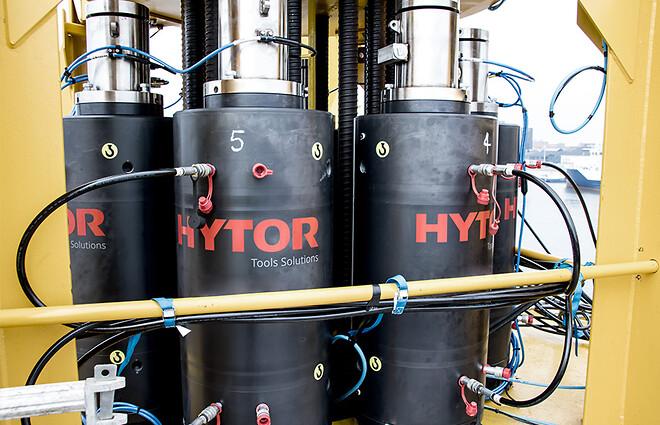 hydraulikcylindre