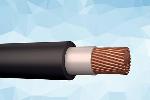 ARCOFLEX ATON 100 V - fleksibelt svejsekabel