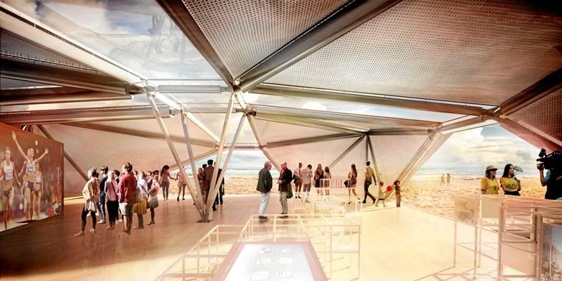 Dansk arkitektur skal få OL-gæster til at dreje hovedet - Licitationen
