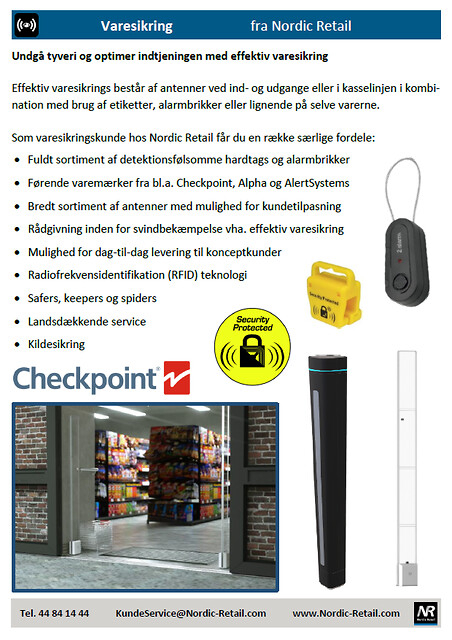 Nordic Retail - Varesikring