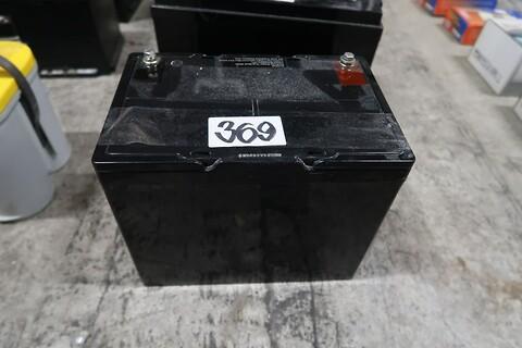 Batteri vision 12V 75 ah