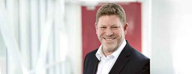 Konsernsjef i  Norner Research; Kjetil Larsen