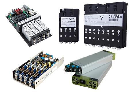 Modulære strømforsyninger
