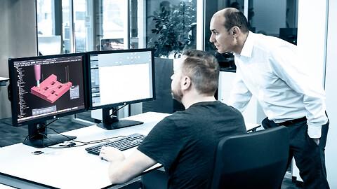 Tebis grundkurs i CAD/CAM för NC-operatörer