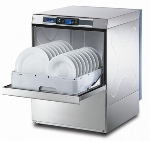 Industriopvasker, GAM 570E, 50x50cm bakker m/afkalkningssystem