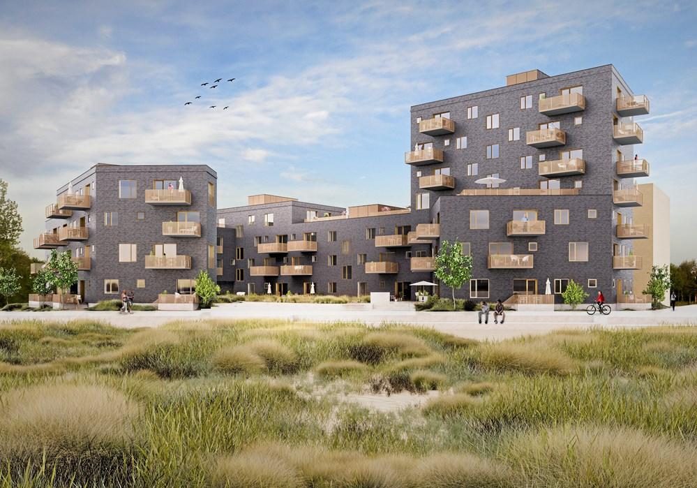 Ultra Boligprojekt åbner Køge mod vandet - Licitationen WJ59