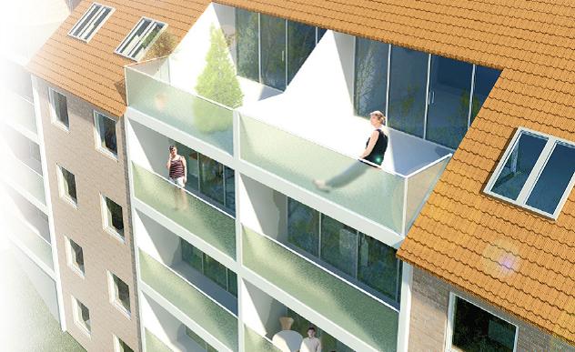 FOB afd. 8, 9 og 14, Kalundborg - renovering - Building Supply DK