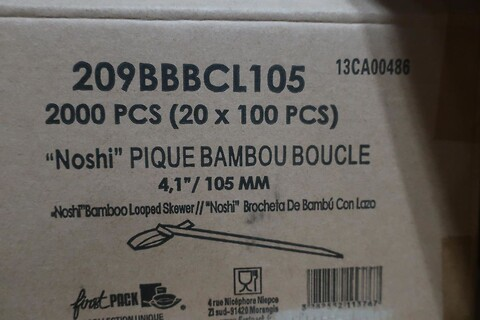 24000 stk. bambusspyd med knude firstpack 209BBBCL105