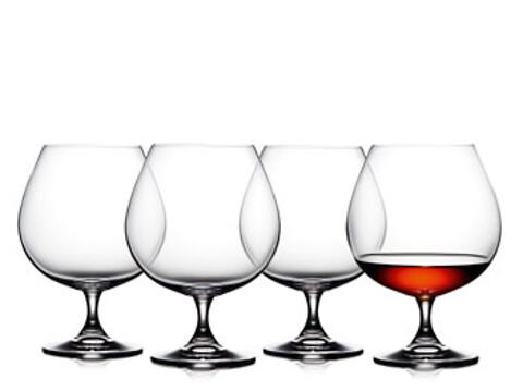 Cognacglas fra Lyngby