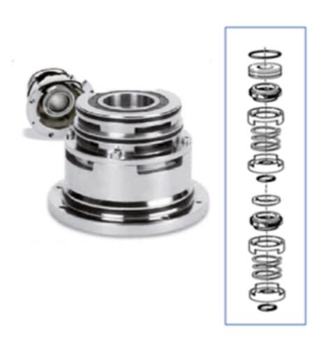 Dobbelt mekanisk tætning - SonFlow A/S - Dobbelt mekanisk tætning