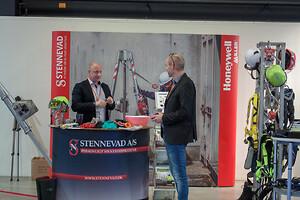 Lej dit sikkerhedsudstyr - hør hvordan hos Strennevad på Kloakmessen 2020