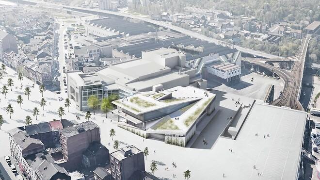 Julein De Smedt Architects anvender ARCHICAD
