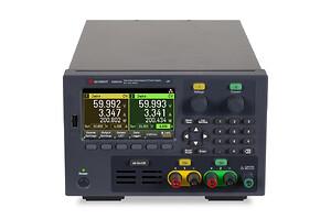 E36200, Keysigt Technologies, avanserte strømforsyninger på 200 W og 400 W
