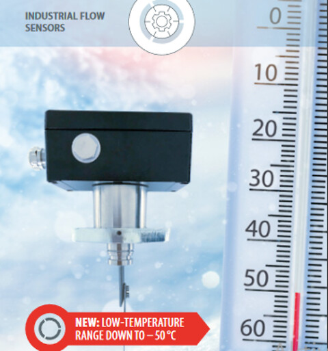 GHM Måleteknik : UBX Flow Monitor