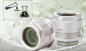 Varia FKM forskruning tåler både syreholdige og basiske miljøer