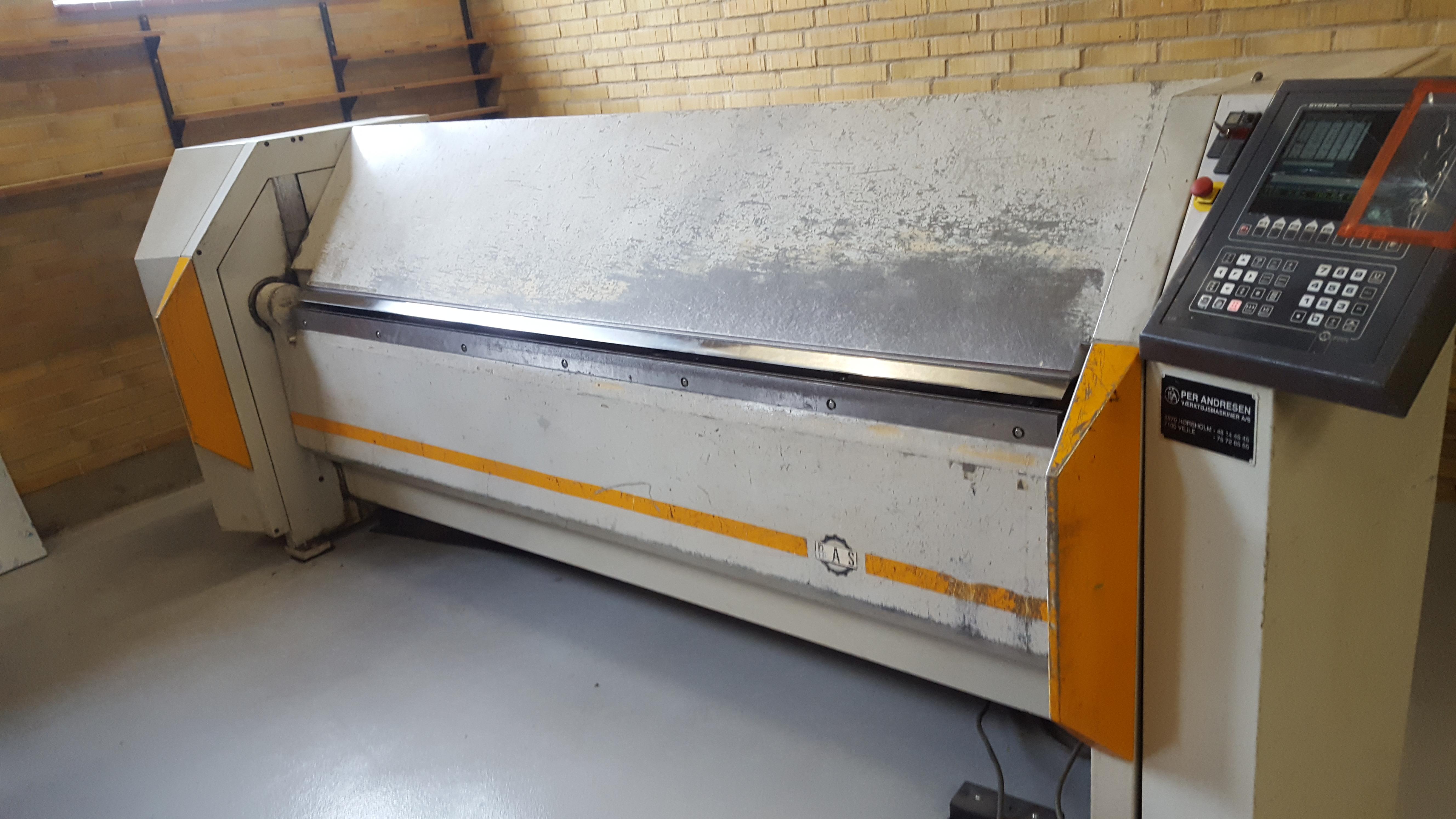 Pladebearbejdnings maskiner købes/sælges - Metal Supply DK