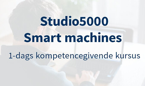 Kursus i Studio5000 Smart Machines - Kursus i Studio5000 Smart Machines
