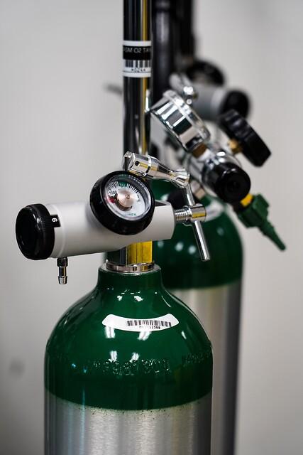 Rådgivning om medicinsk ilt