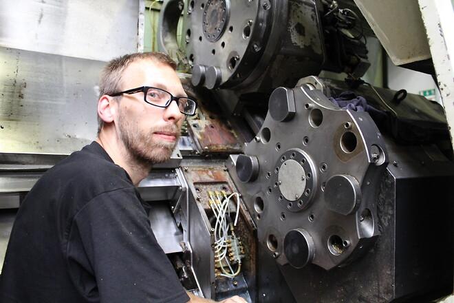 Ny Servicetekniker hos Bast & Co, maskinreparation