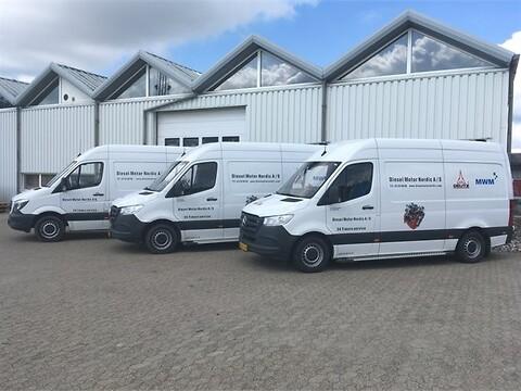 Diesel Motor Nordic tilbyder førsteklasses service - dieselmotor service DEUTZ Motor reparation\nDiesel Motor Nordic