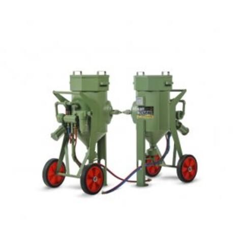 Blæsebeholder, BlastRazor Z-25RC med fjernstyring