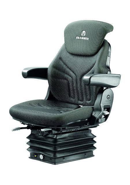 Grammer Compacto Comfort W