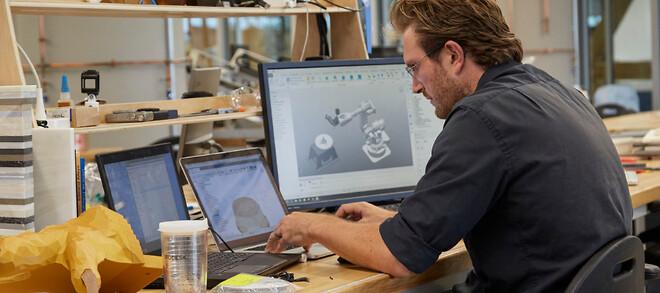 Deltag på Autodesk Inventor Videregående Kursus hos Invent A/S i deres Autodesk Inventor Kursus Center eller med online deltagelse