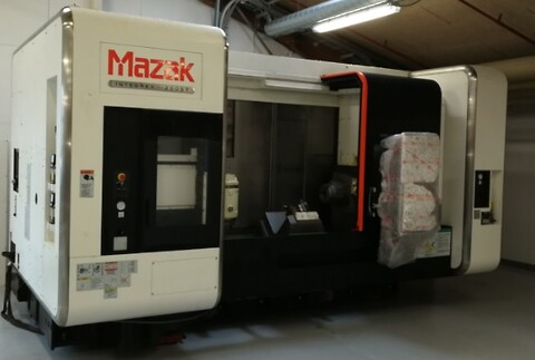 Mazak Integrex I-200ST til Armiga - MAZAK Integrex I-200 ST hos Armiga