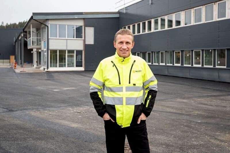 31e51218201 Då öppnar Beijer Byggmaterial sin nya anläggning - Dagens Handel