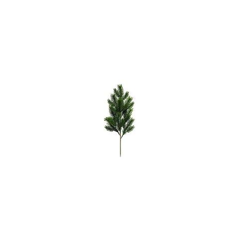 Grangren, flere grene, nisse, kunstig gran