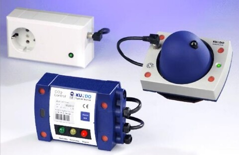 Kundo System Technik CO2-larm