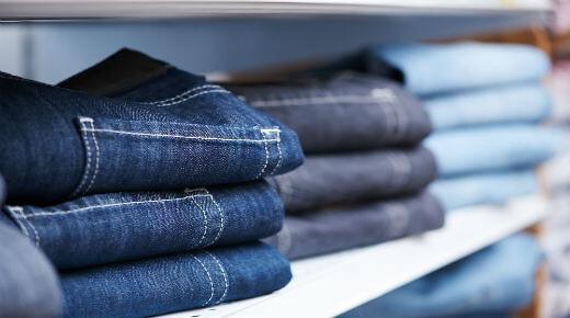 jeans til store mænd