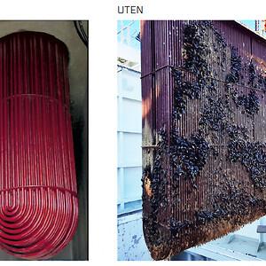 Før og etter antigroesystem levert av Servi Group