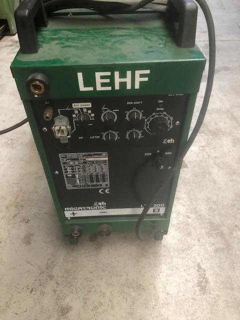 MIGATRONIC LEHF 200