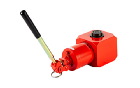 Kompakt hydraulisk jekk fra Fastlane Group. - Kompakt jekk, compact jacks\n